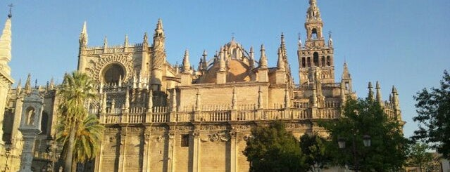 Cathedral of Seville is one of Catedrales de España / Cathedrals of Spain.