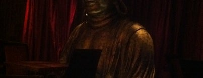 Buddha Bar is one of Bons Drink in Sampa.