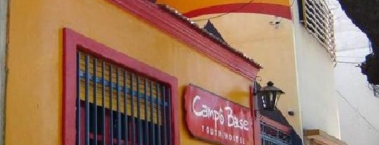 Campo Base Hostel is one of Argentina Backpacker.