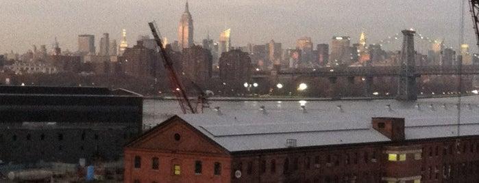 Brooklyn Navy Yard is one of NYC's Historic War Sites.