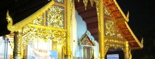 Wat Phra Singh Waramahavihan is one of Guide to the best spots Chiang Mai|เที่ยวเชียงใหม่.