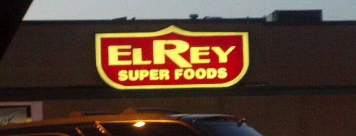 El Rey Market is one of MKE Favorites.