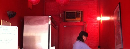 Green Door Cafe is one of Chinatown Shops.