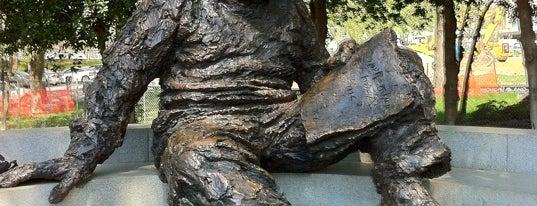 Albert Einstein Memorial is one of Must see in Washington DC.