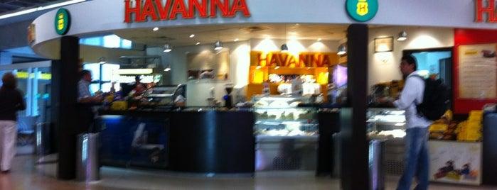 Havanna Café is one of Ferias USA 2012.