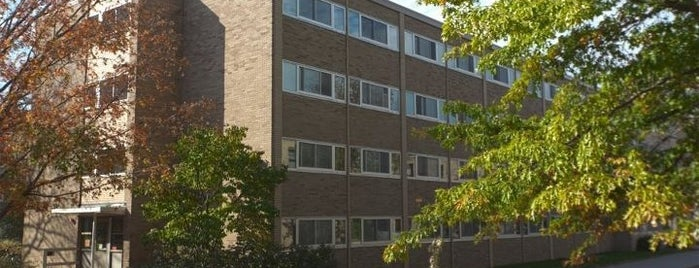 Sullivan Residence Hall is one of Residence Halls.