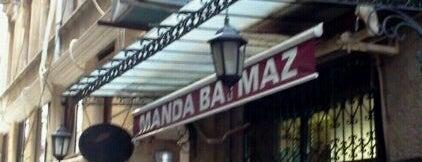 Mandabatmaz is one of Guardian Arka Sokak Lezzetleri.
