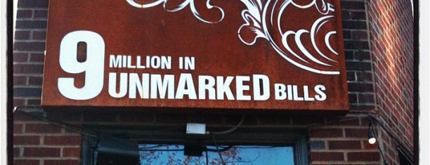 9 Million in Unmarked Bills is one of Happy Hour in Seattle.