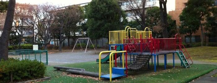 もとまち公園 is one of 公園.