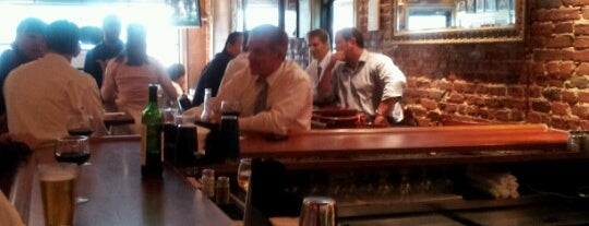 Olde Towne Inn is one of Mike's Favorite Restaurants in DMV.