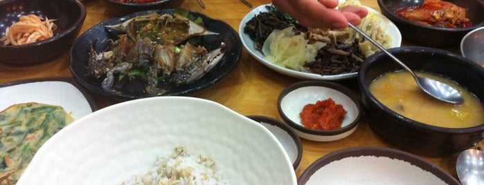 학운정 is one of food.