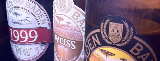 Baden Baden is one of Bons Drink in Sampa.
