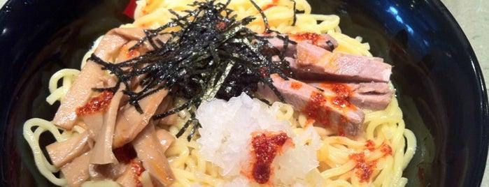 Abura Soba Tokyo Aburagumi Sohonten is one of ラーメン!拉麺!RAMEN!.