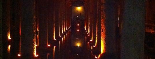 Yerebatan Sarnıcı | Basilica Cistern is one of Denemeden geçmeyin! ;).