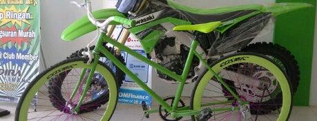 Kawasaki Greentech Era 51 is one of belanja.
