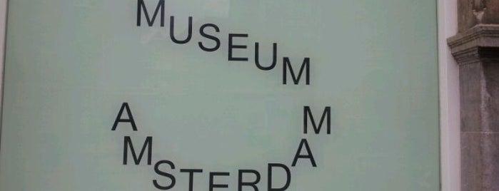 Stedelijk Museum is one of My favorites in Amsterdam.