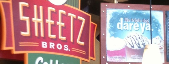 Sheetz is one of Deablo's Places.