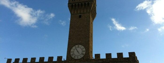 Uffizi Gallery is one of Firenze (Florence).