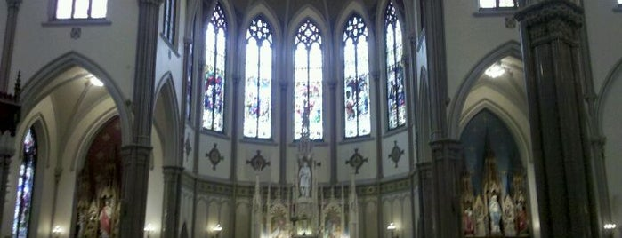 St. Louis Roman Catholic Church is one of Sacred Sites in Upstate NY.