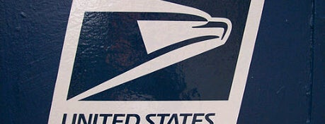 United States Post Office is one of My Places.