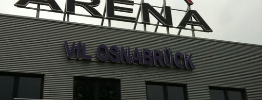 osnatel ARENA is one of Stadiums.