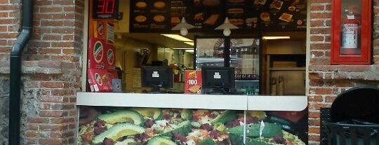 Benedetti's Pizza is one of Lugares favoritos en el D.F y Edo de Mex.