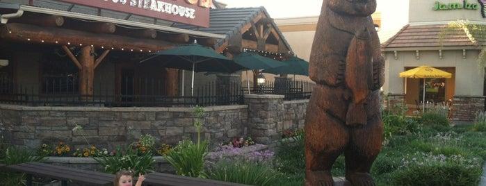 Tahoe Joe's Famous Steakhouse is one of Top 10 dinner spots in Modesto, CA.