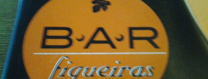 Bar Figueiras is one of Veja Comer & Beber ABC - 2012/2013 - Bares.