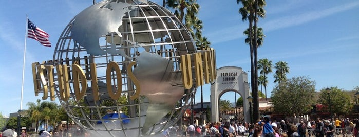 Universal Studios Hollywood is one of Los Angeles.