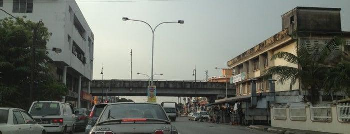 Persiaran Raja Muda Musa - Lebuh Turi Intersection is one of Highway & Common Road.
