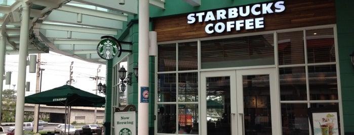 Starbucks (สตาร์บัคส์) is one of M-TH-18.
