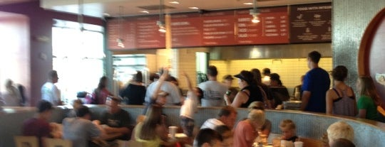 Chipotle Mexican Grill is one of Top 10 dinner spots in Frederick, MD.