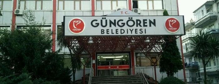 Güngören Belediyesi is one of Kuyumcu.