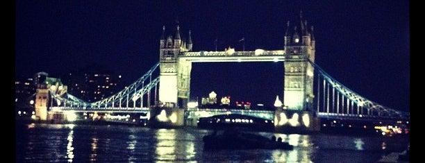 Tower Bridge is one of My United Kingdom Trip'09.