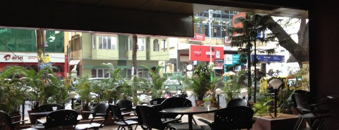Barista, Frazer Town is one of Bangalore Cafes.