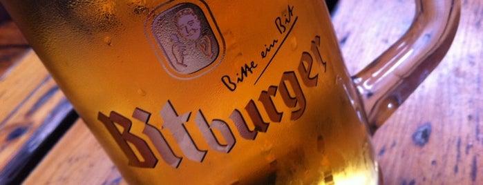 Loreley Restaurant & Biergarten is one of European Beers in NYC.