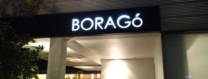 Boragó is one of The 20 best value restaurants in Santiago, Chile.