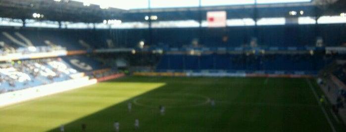 Schauinsland-Reisen-Arena (MSV Arena) is one of Stadiums.