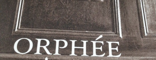 Hotel - Restaurant Orphée is one of Fav Hotels.