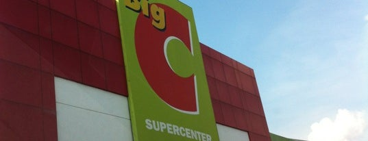 Big C (บิ๊กซี) is one of Bkk - Lopburi Way.