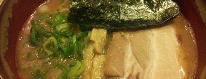 豚そば ぎんや is one of らーリス.