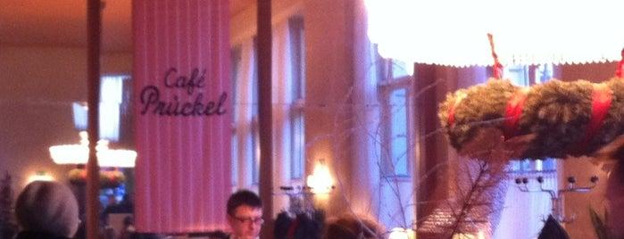 Café Prückel is one of Exploring Vienna (Wien).