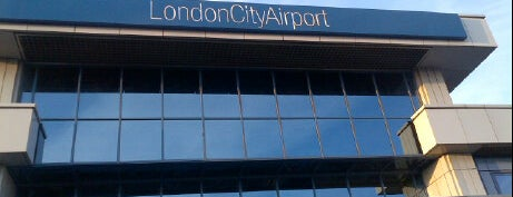 London City Airport (LCY) is one of Dima airports.