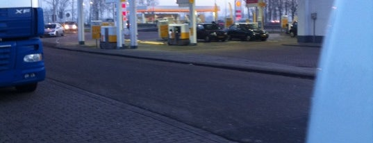 Shell Kempke is one of Shell Tankstations.