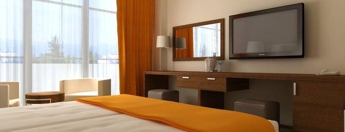 Tulip Inn Omega Sochi is one of Golden Tulip Hotels.
