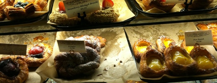 Bakery Nouveau is one of Places we need to check out.