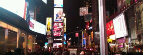 Times Square is one of NYC Things To Do.