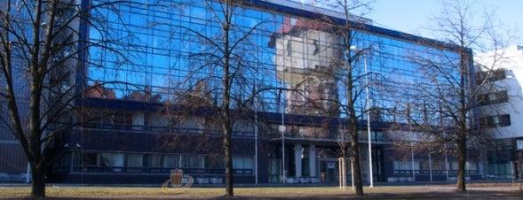 Iekšlietu ministrija   Ministry of the Interior is one of Valsts iestādes/institūcijas.
