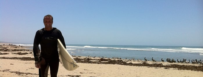 Trestles is one of Top 10 Surf Breaks in the USA.