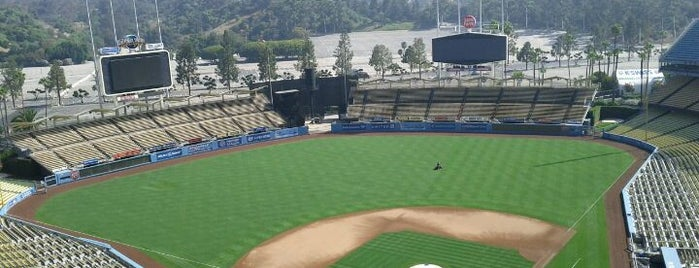 Dodger Stadium is one of Sport Staduim.